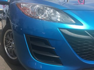 2010 Mazda 3 BL10F1 Neo Blue 6 Speed Manual Hatchback
