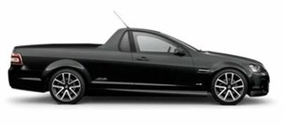 2011 Holden Ute VE II SS V Black 6 Speed Sports Automatic Utility