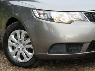 2012 Kia Cerato TD MY12 SI Grey 6 Speed Sports Automatic Hatchback.