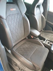 2020 Skoda Kodiaq NS MY20.5 RS DSG Race Blue 7 Speed Sports Automatic Dual Clutch Wagon