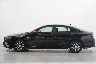 2019 Holden Commodore ZB MY19 RS Liftback AWD Black 9 Speed Sports Automatic Liftback.
