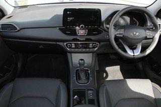 2020 Hyundai i30 PD.V4 MY21 Elite Intense Blue 6 Speed Sports Automatic Hatchback.