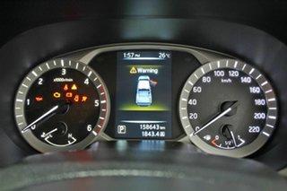2017 Nissan Navara D23 Series II ST-X (4x2) White 7 Speed Automatic Dual Cab Utility