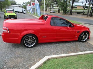 2007 Holden Ute VZ MY06 SS Red 4 Speed Automatic Utility.