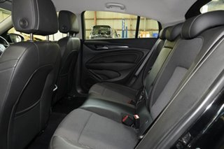2019 Holden Commodore ZB MY19 RS Liftback AWD Black 9 Speed Sports Automatic Liftback