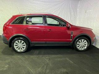 2015 Holden Captiva CG MY15 5 LT Velvet Red 6 Speed Sports Automatic Wagon.