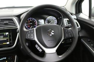 2019 Suzuki S-Cross JY Turbo Prestige Cosmic Black 6 Speed Sports Automatic Hatchback
