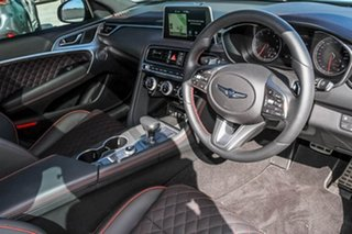 2018 Genesis G70 IK MY19 Ultimate Sport Grey 8 Speed Sports Automatic Sedan