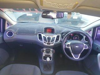 2011 Ford Fiesta WT LX 5 Speed Manual Sedan