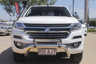 2019 Holden Colorado RG MY20 LTZ Pickup Crew Cab White 6 Speed Sports Automatic Utility