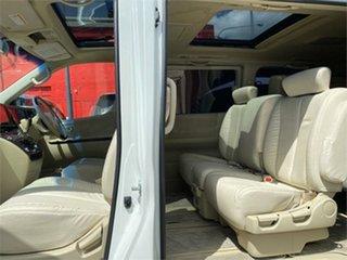 2006 Nissan Elgrand E51 Rider S White Automatic Wagon