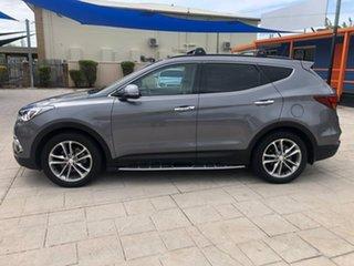 2016 Hyundai Santa Fe DM3 MY16 Highlander Grey 6 Speed Sports Automatic Wagon