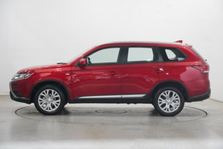 2020 Mitsubishi Outlander ZL MY20 ES AWD Red Diamond 6 Speed Constant Variable Wagon.