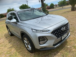 2019 Hyundai Santa Fe TM MY19 Highlander Typhoon Silver 8 Speed Sports Automatic Wagon