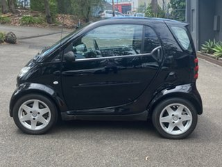 2005 Smart ForTwo C450 Pulse Black 6 Speed Sports Automatic Coupe