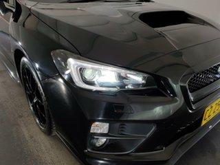 2016 Subaru WRX V1 MY16 Special Edition AWD Black 6 Speed Manual Sedan.