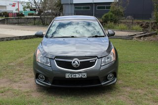 2011 Holden Cruze JH Series II MY11 SRi-V Green 6 Speed Manual Sedan