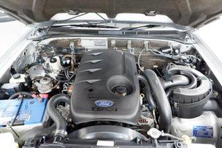 2009 Ford Ranger PJ XL Silver 5 Speed Manual