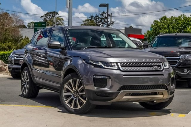 Used Land Rover Range Rover Evoque L538 MY16.5 HSE Aspley, 2016 Land Rover Range Rover Evoque L538 MY16.5 HSE Grey 9 Speed Sports Automatic Wagon