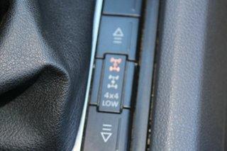 2011 Volkswagen Amarok 2H TDI400 4Mot Highline Black 6 Speed Manual Utility
