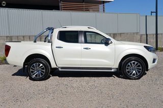 2020 Nissan Navara D23 S4 MY20 ST-X 4x2 White Diamond 7 Speed Sports Automatic Utility