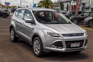 2013 Ford Kuga TF Ambiente AWD Silver 6 Speed Sports Automatic Wagon.