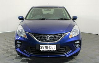 2020 Suzuki Baleno EW Series II GL Stargazing Blue 4 Speed Automatic Hatchback