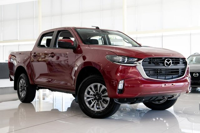 Demo Mazda BT-50 B30B XT (4x4) Kirrawee, 2020 Mazda BT-50 B30B XT (4x4) Red Volcano 6 Speed Automatic Dual Cab Pick-up