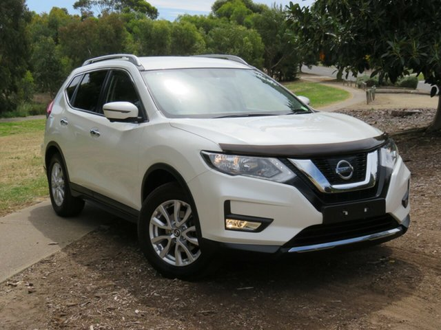 Used Nissan X-Trail T32 Series II ST-L X-tronic 2WD Morphett Vale, 2017 Nissan X-Trail T32 Series II ST-L X-tronic 2WD White 7 Speed Constant Variable Wagon