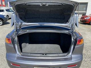 2015 Mitsubishi Lancer CJ MY15 ES Sport Grey 5 Speed Manual Sedan