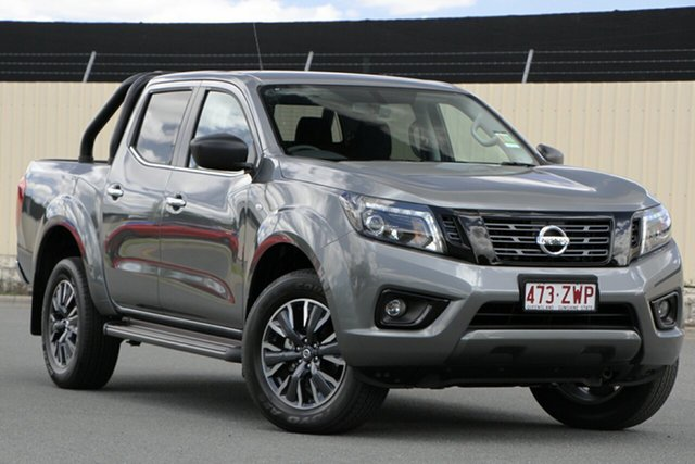 Demo Nissan Navara D23 S4 MY20 ST 4x2 Bundamba, 2020 Nissan Navara D23 S4 MY20 ST 4x2 Slate Grey 7 Speed Sports Automatic Utility