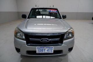 2009 Ford Ranger PJ XL Silver 5 Speed Manual.