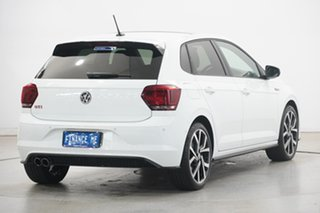 2019 Volkswagen Polo AW MY19 GTI DSG Pure White 6 Speed Sports Automatic Dual Clutch Hatchback
