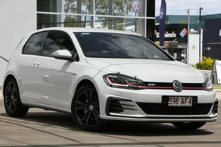 2018 Volkswagen Golf 7.5 MY18 GTI DSG Original Pure White 6 Speed Sports Automatic Dual Clutch.