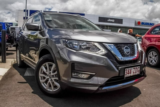 Used Nissan X-Trail T32 Series II ST-L X-tronic 2WD Aspley, 2019 Nissan X-Trail T32 Series II ST-L X-tronic 2WD Grey 7 Speed Constant Variable Wagon