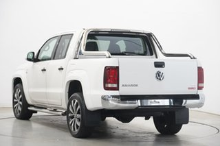 2019 Volkswagen Amarok 2H MY19 TDI580 4MOTION Perm Ultimate Candy White 8 Speed Automatic Utility