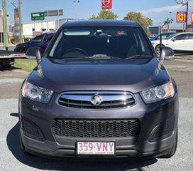 2014 Holden Captiva CG MY15 7 LS Grey 6 Speed Sports Automatic Wagon.