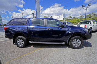 2016 Mazda BT-50 UR0YG1 XT Blue 6 Speed Sports Automatic Utility