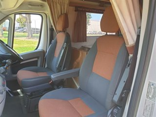2007 Fiat Ducato Maxi High Roof White 5 Speed Manual Bus