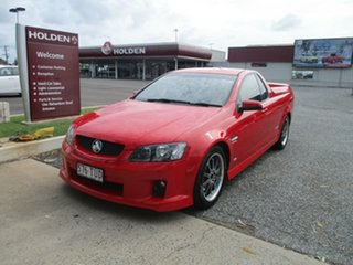 2007 Holden Ute VZ MY06 SS Red 4 Speed Automatic Utility