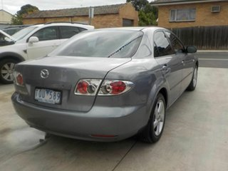 2005 Mazda 6 GY Classic Grey 4 Speed Auto Activematic Wagon