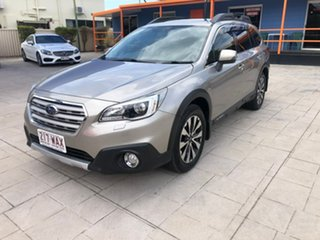 2015 Subaru Outback B6A MY15 2.0D CVT AWD Premium Silver 7 Speed Constant Variable Wagon.