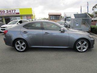 2013 Lexus IS GSE21R MY13 IS350 X Grey 6 Speed Sports Automatic Sedan