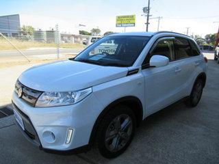 2018 Suzuki Vitara LY RT-S White 6 Speed Automatic Wagon.