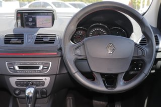 2014 Renault Megane III B95 Phase 2 GT-Line EDC White 6 Speed Sports Automatic Dual Clutch Hatchback