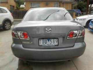 2005 Mazda 6 GY Classic Grey 4 Speed Auto Activematic Wagon
