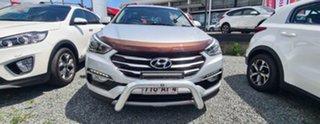 2016 Hyundai Santa Fe DM3 MY16 Active Buran Silver 6 Speed Sports Automatic Wagon.