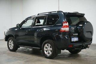 2016 Toyota Landcruiser Prado GDJ150R GXL Blue 6 Speed Sports Automatic Wagon.