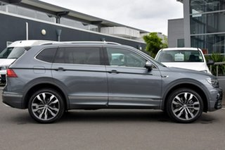 2020 Volkswagen Tiguan 5N MY20 162TSI Highline DSG 4MOTION Allspace Grey 7 Speed.