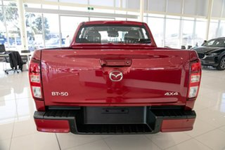 2020 Mazda BT-50 B30B XT (4x4) Red Volcano 6 Speed Automatic Dual Cab Pick-up